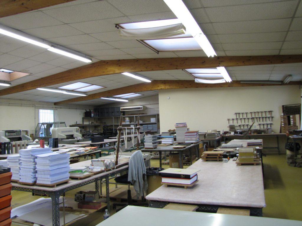 atelier reliure pilard